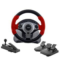 رخيصةأون -سلكي توجيهالعجلات / لعبة تحكم من أجل PC ، كوول توجيهالعجلات / لعبة تحكم ABS 1 pcs وحدة