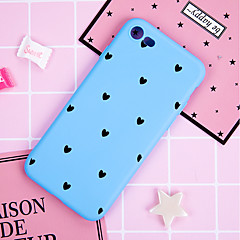 cheap Phones & Tablets-Case For Apple iPhone XR / iPhone XS Max Pattern Back Cover Heart Soft TPU for iPhone XS / iPhone XR / iPhone XS Max