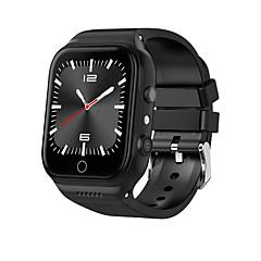 tanie Inteligentne zegarki-Kimlink X89 Inteligentny zegarek Bluetooth GPS Spalonych kalorii Odbieranie bez użycia rąk Obsługa multimediów Kamera Stoper Krokomierz Powiadamianie o połączeniu telefonicznym Rejestrator aktywności