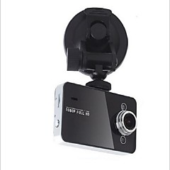 cheap Car DVR-640 x 480 / 1280 x 720 / 1920 x 1080 Mini / Night Vision LED / Motion Detection Car DVR 90 Degree Wide Angle 2 MP 2.2 inch Dash Cam