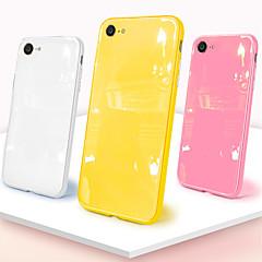 billige Telefoner og nettbrett-Etui Til Apple iPhone XR / iPhone XS Max Gjennomsiktig / Magnetisk / Wireless Charging Receiver Case Heldekkende etui Ensfarget Hard Silikon / PC til iPhone XS / iPhone XR / iPhone XS Max