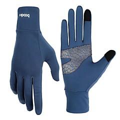 tanie Rękawiczki motocyklowe-Pełny palec Unisex Rękawice motocyklowe poliuretanu Oddychający / Zatrzymujący ciepło / Wodoodporność