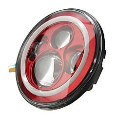 billige Kjørelys-1 Deler H4 Bil Elpærer 2400 lm LED Dagkjøringslys / Blinklys / Hodelykt Til Jeep Wrangler Alle år