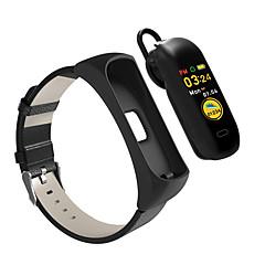 tanie Inteligentne zegarki-Indear C15 Inteligentne Bransoletka Android iOS Bluetooth Smart Sport Wodoodporny Pulsometry Pomiar ciśnienia krwi Krokomierz Powiadamianie o połączeniu telefonicznym Rejestrator aktywności fizycznej