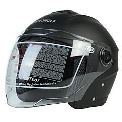 cheap Motorcyle Helmets-Open Face Adults Unisex Motorcycle Helmet  Anti-Wind / Anti-Dust / Breathable