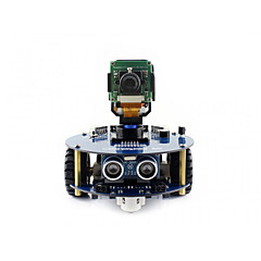 cheap -Waveshare  AlphaBot2-PiZero WH (EN)  AlphaBot2 robot building kit for Raspberry Pi Zero WH (built-in WiFi  pre-soldered headers)