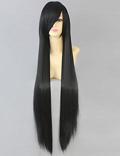 コスプレウィッグ ファイナルファンタジー Lulu アニメ/ビデオゲーム コスプレウィッグ 100 cm 耐熱繊維 女性用