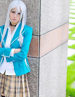 """billige Anime cosplay-Inspirert av Rosario and Vampire Cosplay Anime  """"Cosplay-kostymer"""" Cosplay Klær Lapper Topp Til Unisex"""