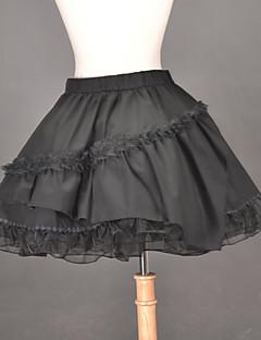 cheap Lolita Dresses-Classic Lolita Dress Classic Lolita Lolita Lace Women's Skirt Petticoat Cosplay Medium Length