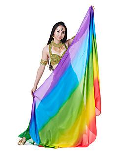 accessoires de danse accessoires de scène les femmes de formation en soie style élégant