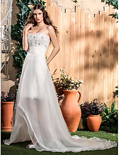 Pictures of knee length wedding dresses