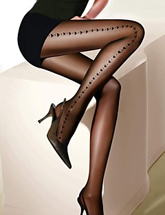 Women Thin Pantyhose , Nylon/Spandex Breathable comfortable soft sexy close-fitting