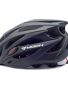 billiga Cykling-MOON Vuxen cykelhjälm 21 Ventiler Stöttålig, Lättvikt EPS, PC Vägcykling / Rekreation Cykling / Cykling / Cykel - Svart