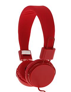 אוזניות על אוזן EP05 מתקפל עם מרחוק מיקרופון