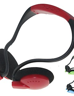 D-219 Wireless ספורט Mp3 נגן מוסיקה לאוזניות תמיכה TF כרטיס רדיו FM (מגוון צבעים)