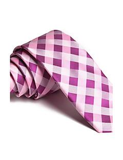 billige Slips og sløyfer-Menns Skinny Ties Fashion britiske Fritid 5 cm Forretnings Ties