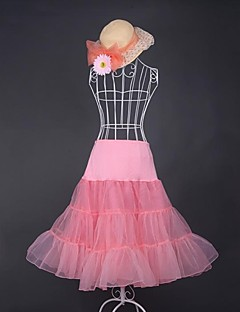 Sweet Lolita Dress Vintage Inspired Women's Skirt Cosplay Pink White Blue Yellow