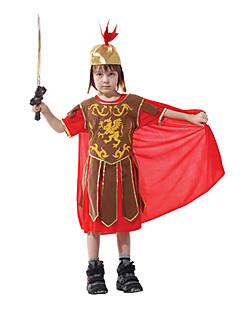 ieftine -Perfomance Kids' Middle Age Soldier Costume Outfit