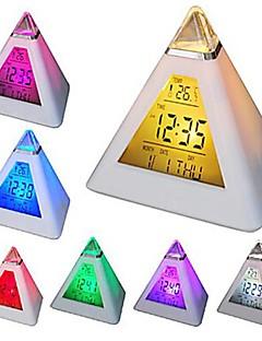 baratos Luzes de presente-1pç LED Night Light Apresentação da Tela Bateria Impermeável