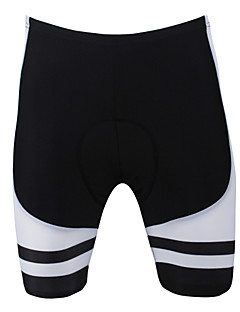 billige Sykkelbukser,Shorts,Strømpebukser, Tights-ILPALADINO Herre Fôrede sykkelshorts Sykkel Shorts / Fôrede shorts / Bunner 3D Pute, Ultraviolet Motstandsdyktig, Pustende Lapper / Lycra