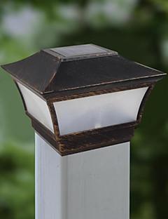 billige Lampestolper-2 LED Kjølig hvit Oppladbar Dekorativ AC 85-265V