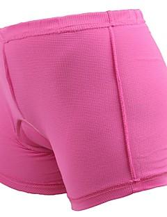cheap Cycling Underwear & Base Layer-KORAMAN Cycling Under Shorts Women's Bike Padded Shorts/Chamois Underwear Shorts Bottoms Winter Bike Wear Quick Dry Wearable Breathable