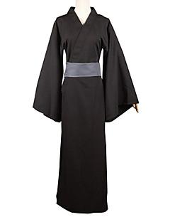 """Inspirert av Noragami Yato Anime  """"Cosplay-kostymer"""" Cosplay Klær Lapper Langermet Yukata Belte Til Mann"""