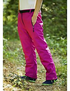 Damen Wanderhosen Wasserdicht warm halten Windundurchlässig Isoliert Regendicht Hosen/Regenhose für Skifahren Schnee Sport Snowboarding S