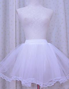 Klassinen ja Perinteinen Lolita Lolita Naisten Hameet Petticoat Cosplay