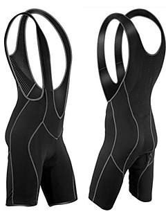 billige Sykkelklær-WOLFBIKE Herre Shorts med seler til sykning Sykkel Shorts / Sykkelshorts Med Seler / Tights Fort Tørring, Pustende Ensfarget Polyester,