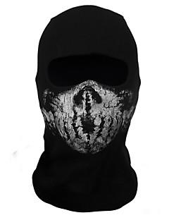 billige Anime Cosplay Tilbehør-Maske Inspirert av Cosplay Cosplay Anime Cosplay-tilbehør Maske tekstil Herre Dame