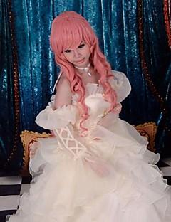 """billige Anime Kostymer-Inspirert av Kode Gease Euphemia Li Britannia Anime  """"Cosplay-kostymer"""" Kjoler Lapper Ermeløs Kjole Ermer Halskjede Til Kvinnelig"""