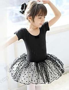 私たちはバレエドレス子供綿の王女のドレスをトレーニングする