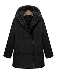 aosibin dámských módních ležérní kapucí teplý kabát