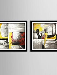 hesapli Hayvanlı Çerçeveli Resimler-Zwierzęcy / Fantezi Çerçeveli Tuval / Çerçeve Seti Duvar Sanatı,PVC Siyah Keçe Dahil Frame ile Duvar Sanatı