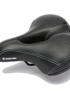 billige Setestolper og sadler-Sykkelsete Fritidssykling Sykling / Sykkel Sykkel med fast gir BMX Vei Sykkel Fjellsykkel Silikon PVC Ekstra Bred
