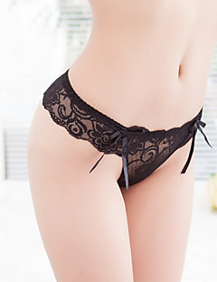 Women's Sexy Lace Carving Panty T-back G-string