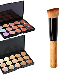 cheap -30 pcs Cream Face Classic Travel / Eco-friendly / Professional Daily Makeup Brush Set / Contour Brush