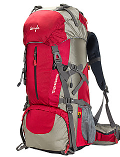 OSEAGLE 50L Waterproof Nylon Fabric Hiking&Camping Backpack with Raincover