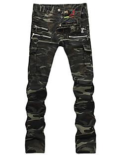 billige Herrebukser og -shorts-Herre Bukser Kamuflasje