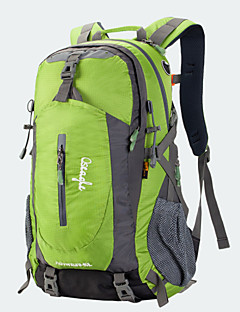cheap Backpacks & Bags -OSEAGLE 40L Hiking Backpack / Cycling Backpack / Travel Duffel - Waterproof, Rain-Proof, Wearable Camping / Hiking, Climbing, Traveling