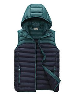 cheap Softshell, Fleece & Hiking Jackets-Men's Down Jackets Camping & Hiking / Hunting / Fishing / Leisure Sports / Cross-CountryWaterproof