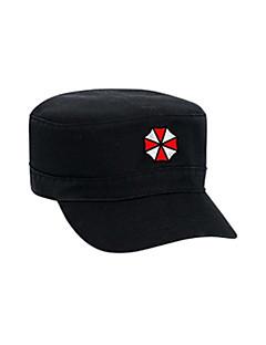 billige Anime cosplay-Hatt / Lue Inspirert av Cosplay Cosplay Anime / Videospill Cosplay-tilbehør CAP konstruktion / Hatt Herre / Dame