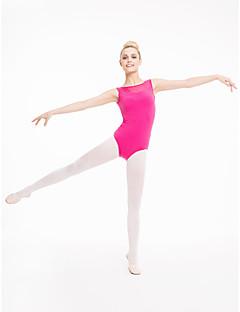billiga Basis-dansetøj-Balett Trikåer Dam Träning / Prestanda Bomull / Tyll / Lycra Trikå / Onesie / Ballet / Föreställning