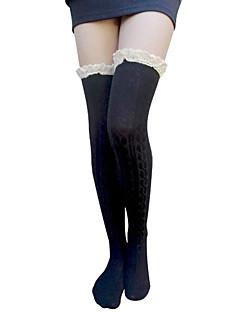 billige Sokker og strømper til damer-Damer Strømper Varm Bomull