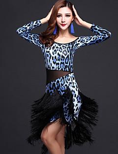 ラテンダンス ワンピース 女性用 演出 プロミックス 2個 ドレス ショートパンツ