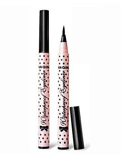 1pcs נמשך שחור&עיפרון עמיד למים נוזלי אוניית העין אייליינר האיפור לא פורח לבוש קל