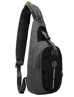 5 L ウエストポーチ ベルトポーチ ショルダーバッグ チェストバッグ キャンピング&ハイキング 登山 ランニング 携帯用 耐久性 多機能の ナイロン TANLUHU