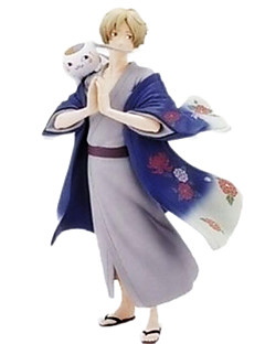Anime Action Figurer Inspirert av Natsume Yuujinchou Natsume Takashi 20 CM Modell Leker Dukke