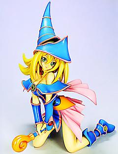 billige Anime cosplay-Anime Action Figurer Inspirert av Yu-Gi-Oh Cosplay PVC 18 cm CM Modell Leker Dukke